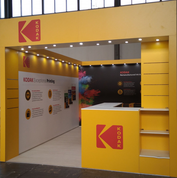 Fair stand DCI